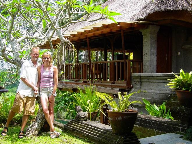 Tim & Robyn Bjella, Kamandalu, Bali
