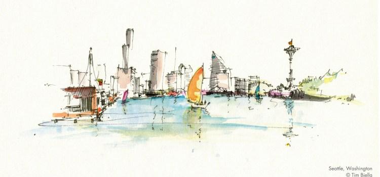 Sketch Break – Seattle