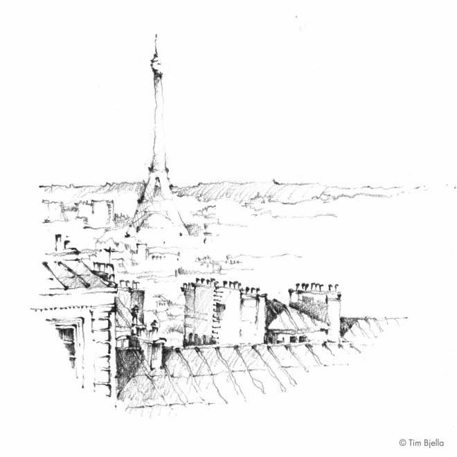 Tim Bjella Sketches