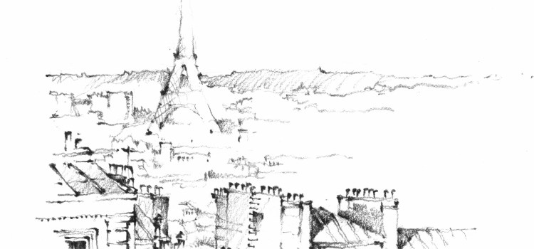 Sketch Break – Some City in Europe