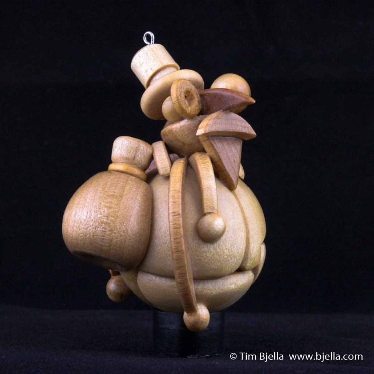 Tim Bjella - Snowman Ornament 2003
