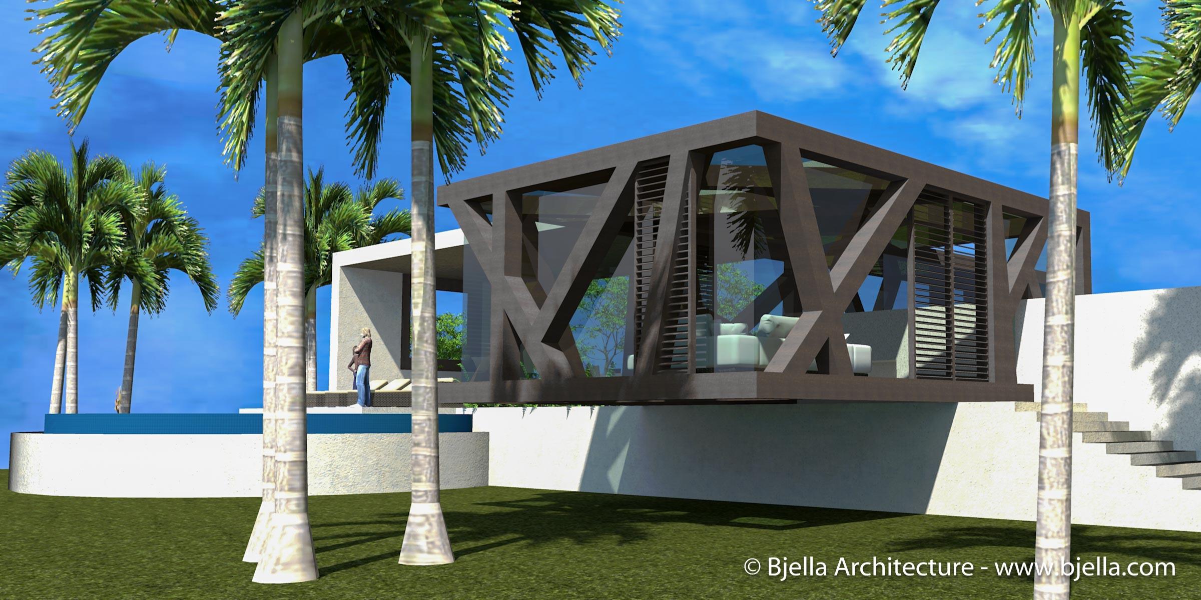 Modern Kauai House by Bjella Architecture