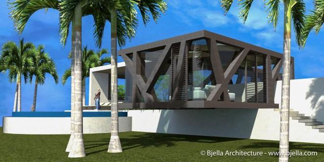 Modern Kauai, Hawaii House by Bjella Architecture