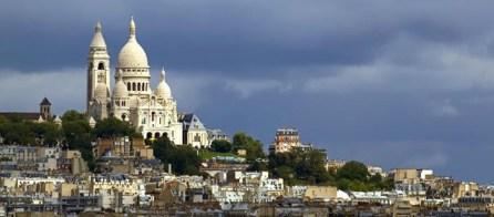Sacre Coeur Cathedral, Paris, France