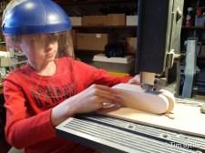 Beck Bjella - Pinewood Derby Car Construction 2016