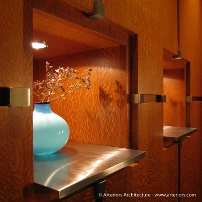 Contemporary Wall Niches by Arteriors Residential Architects-2
