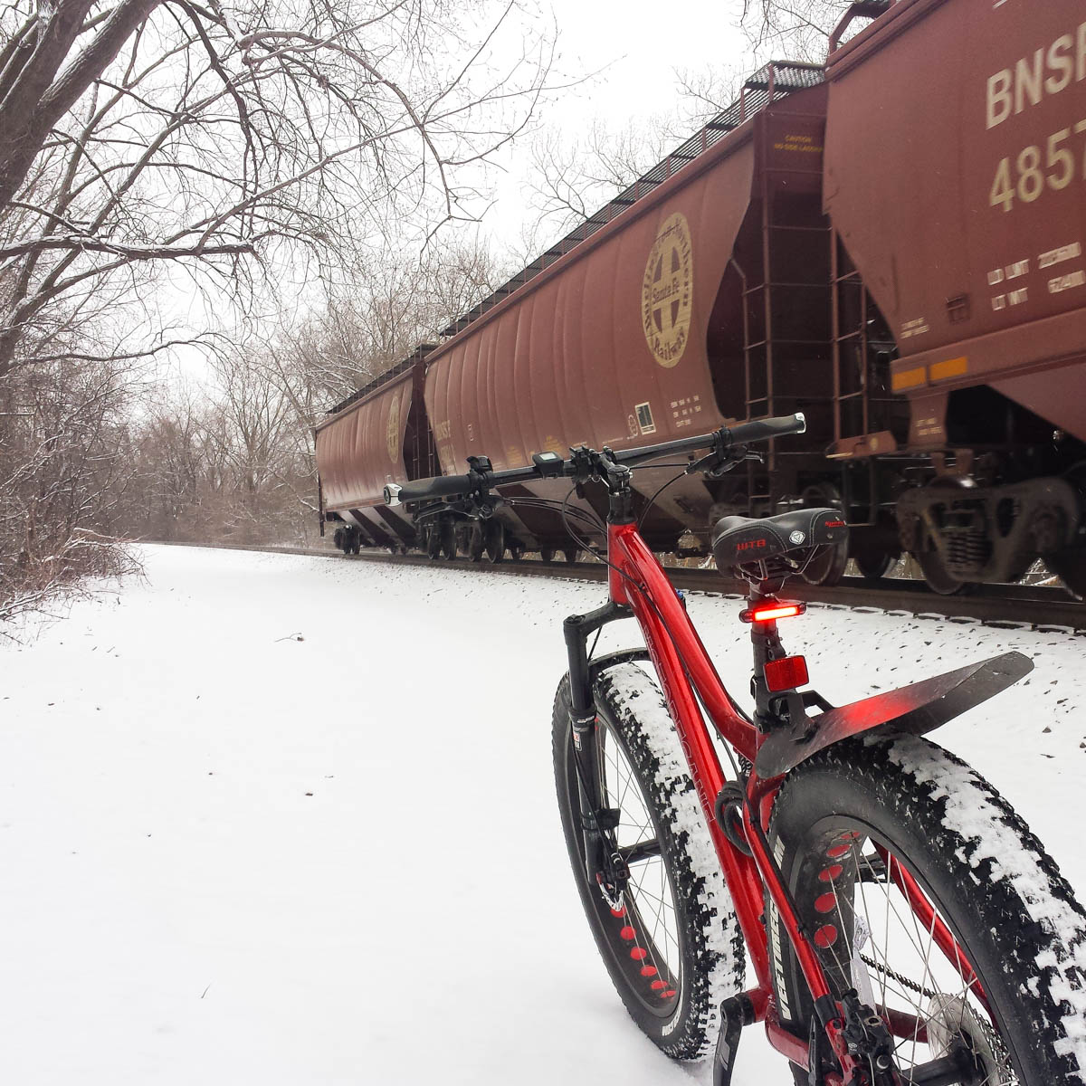 Saturday Morning - Minnesota Bike Ride