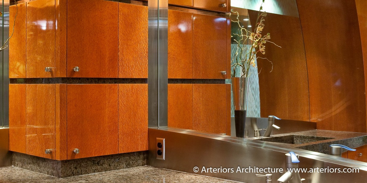 Minnesota Modern Bathroom - Arteriors Architects-2