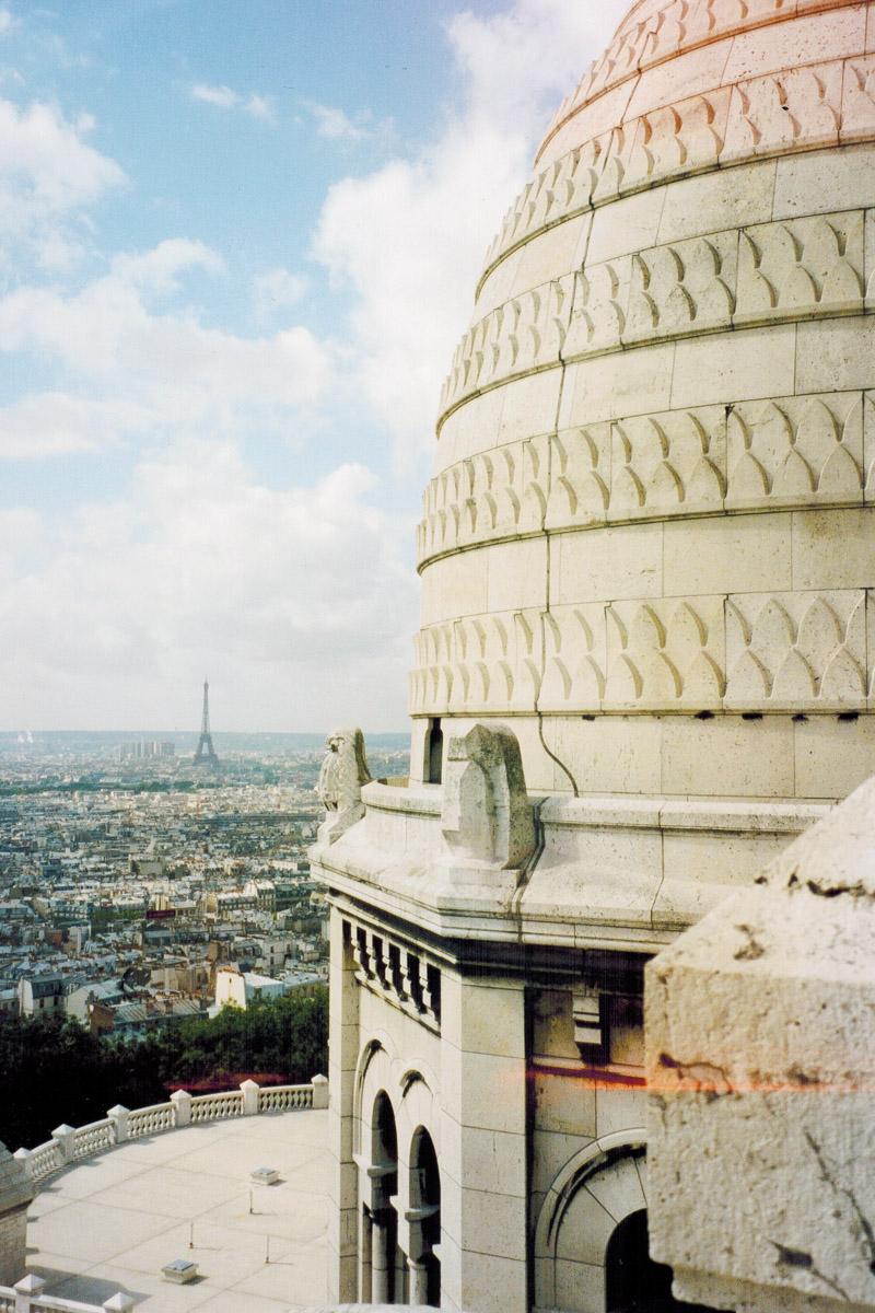 Sacre Coeur Roof-7
