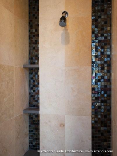 Modern Bathroom Shower by Arteriors Architects