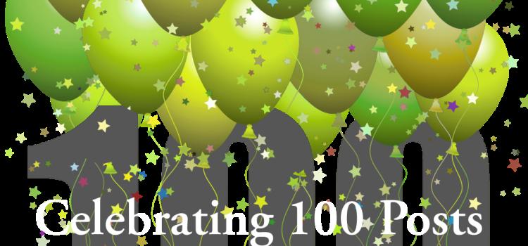 100 Posts!