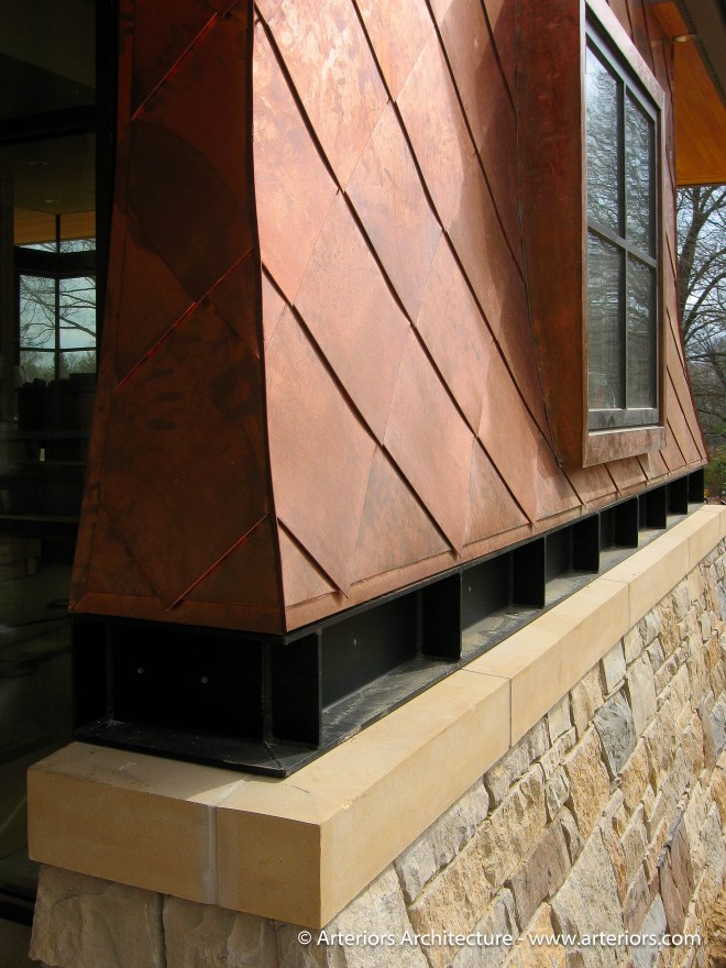Modern House Window Detail Arteriors Architects-2