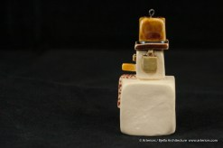 Bjella Snowman Ornament - Day 12 - Tectonic-60