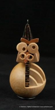 Bjella Snowman Ornament - Day 12 - Tectonic-76
