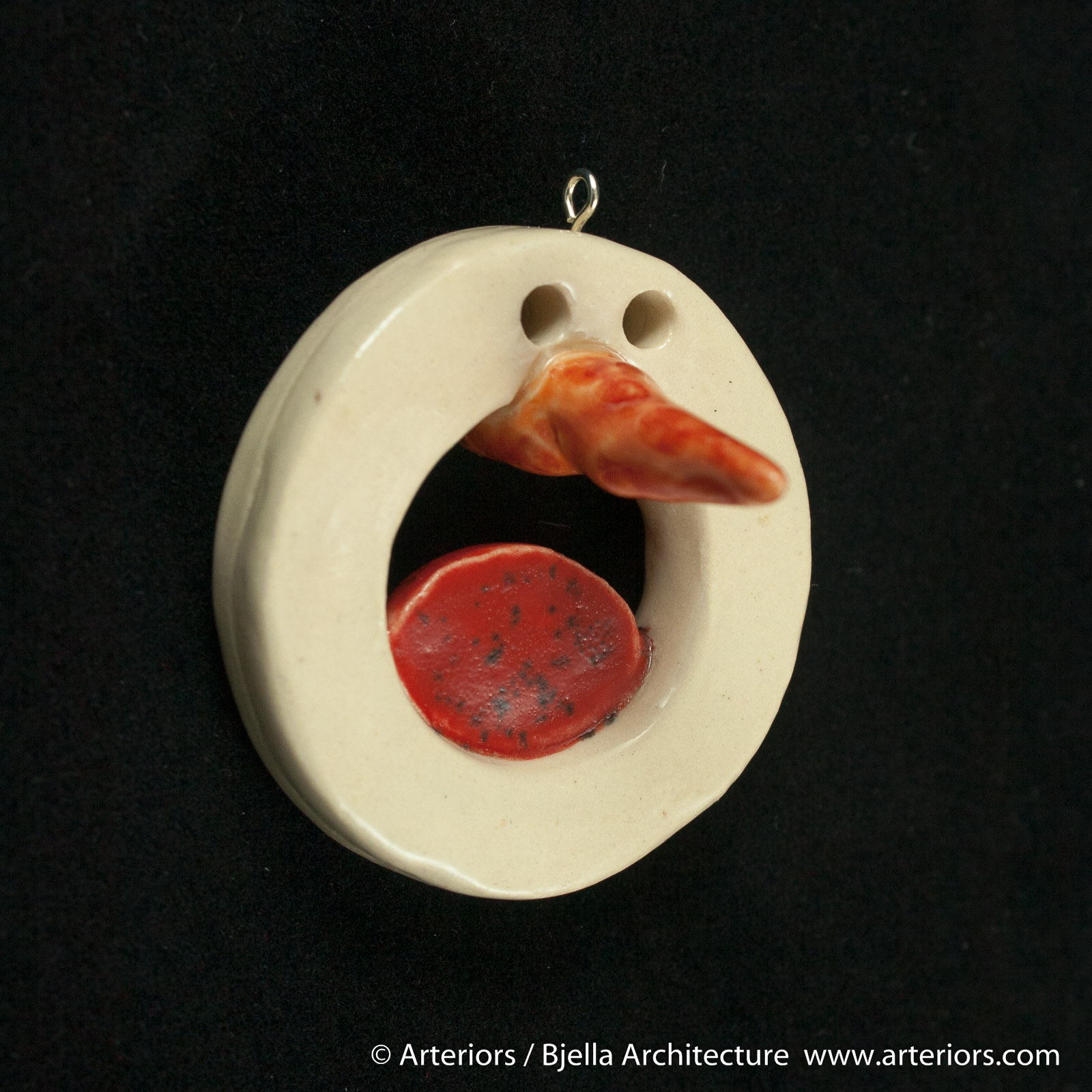 Bjella Snowman Ornament - Day 5 - Rings-14