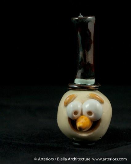 Bjella Snowman Ornament - Day 8 - Monsters-44