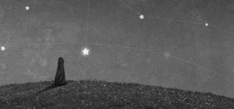 My Morning Haiku – Searching the Stars
