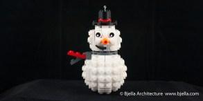 2017 Bjella Snowman Ornament-41