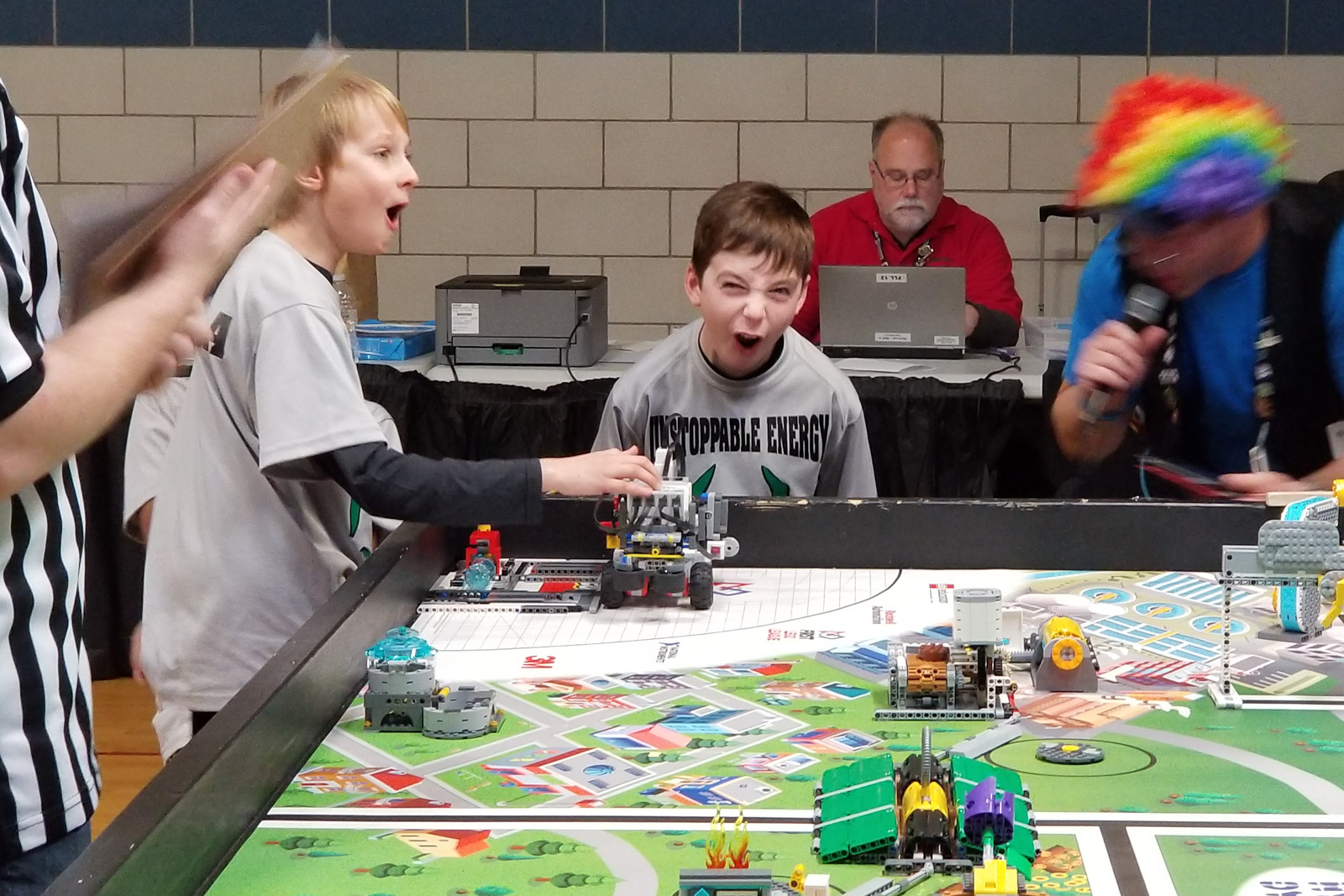 2018 Lego Robotics Competition - Team Unstoppable Energy-10
