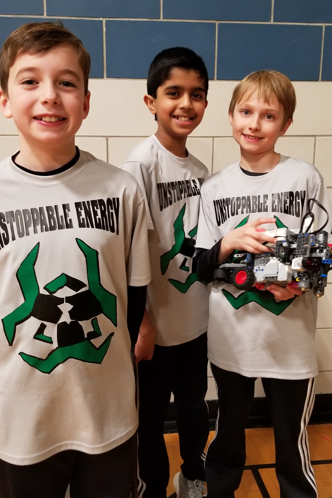 2018 Lego Robotics Competition - Team Unstoppable Energy-3