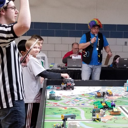 2018 Lego Robotics Competition - Team Unstoppable Energy-4