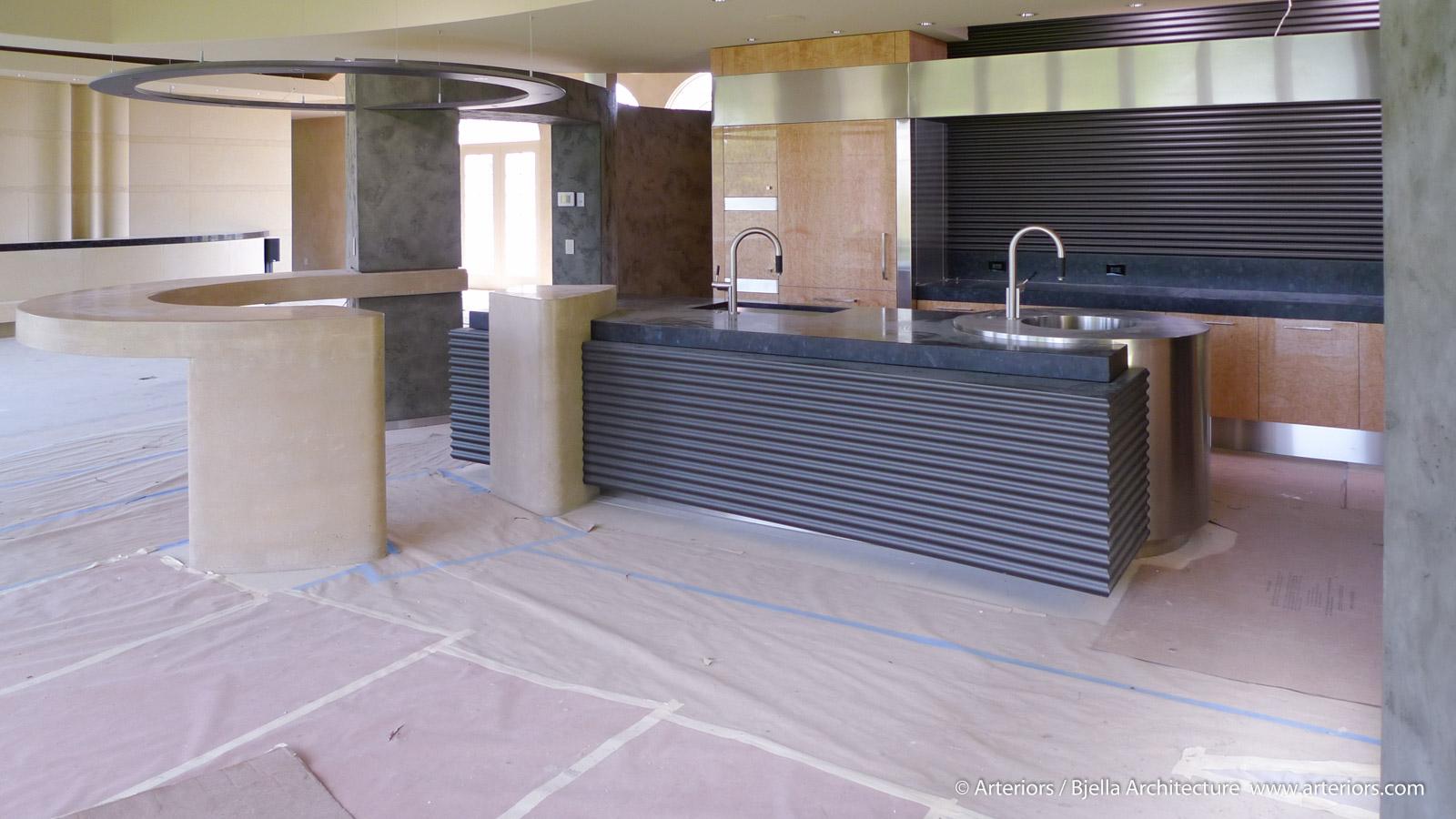 James Bond Kitchen - Construction Images-2