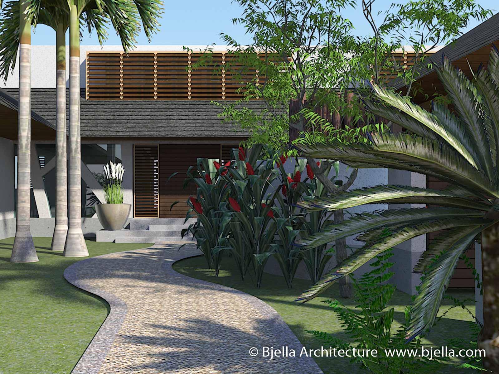 Bjella Architecture - Modern House Design-1