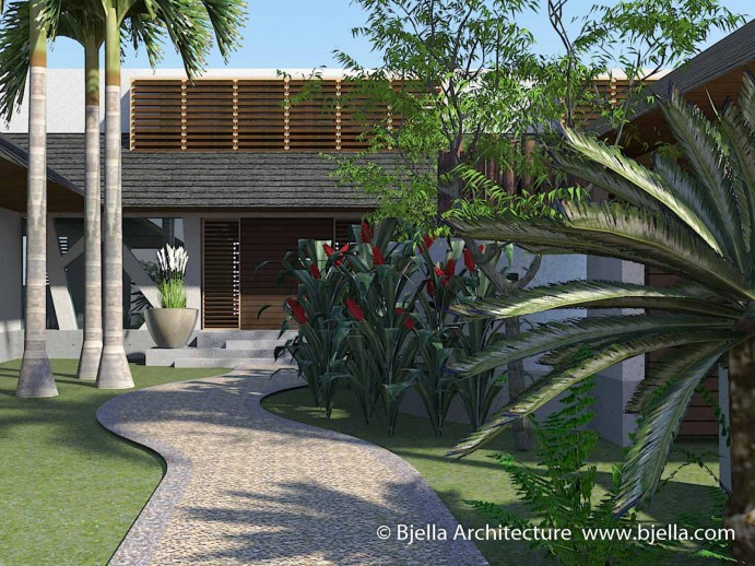 Bjella Architecture - Modern House Design-1