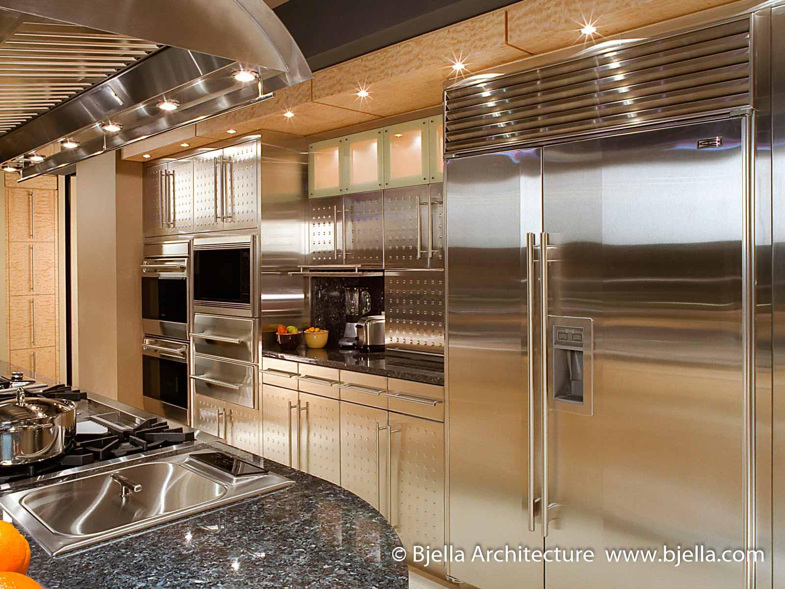 Bjella Architecture - Modern Kitchen Design-6