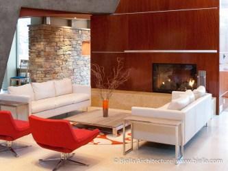 Bjella Architecture - Modern Living Room Design-1