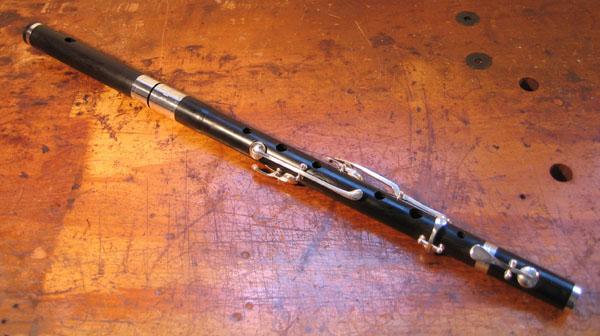 Skip Healy Keyed Flute