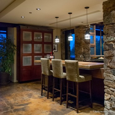 Winery Dinette Kitchen