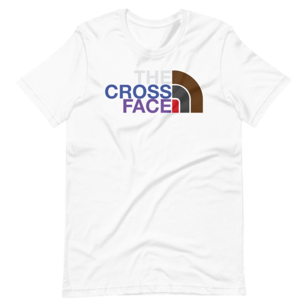 BJJ T-Shirt  Brazilian Jiu-jitsu BJJ The cross face position T-Shirt 2