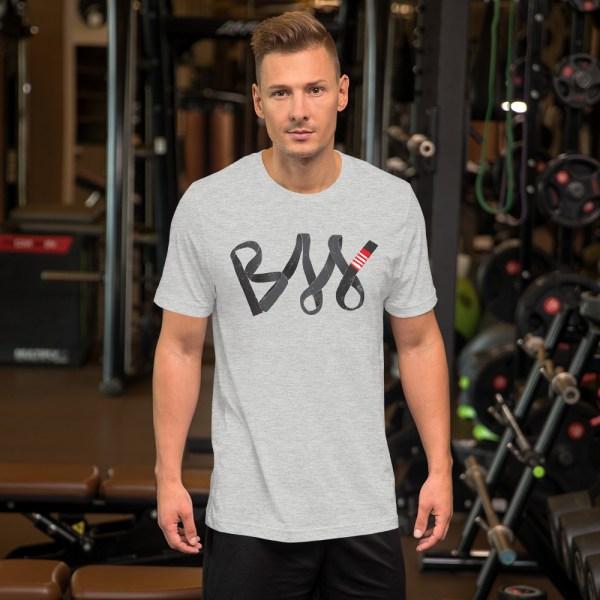BJJ T-Shirt BJJ Life Style – BJJ Black Belt - Show off your ranking 2