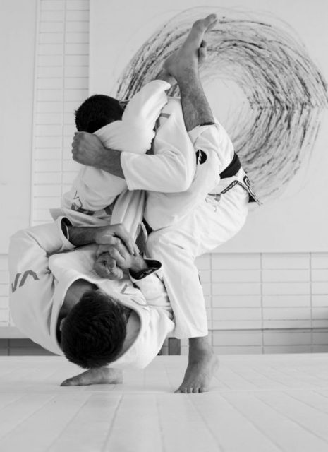 THE BENEFITS OF BRAZILIAN JIU JITSU