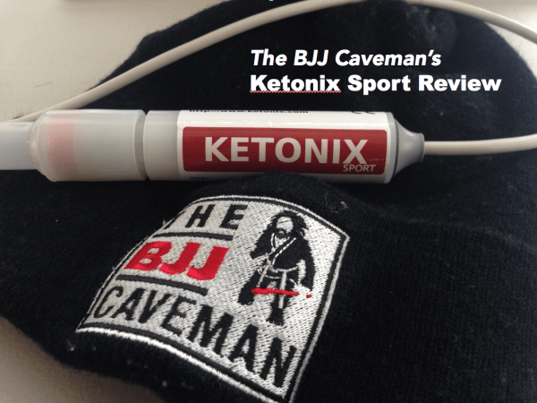 BJJ Caveman Ketonix Sport Review