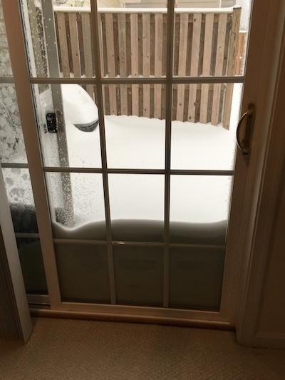 VA snow