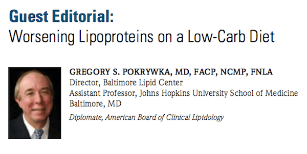 Worsening Lipoproteins 1