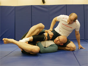 deep half 5 Reasons Good Grapplers Lose in BJJ Competitions