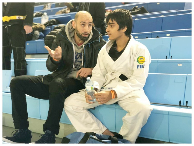Mississauga Kids Martial arts Jiu-Jitsu & Kickboxing