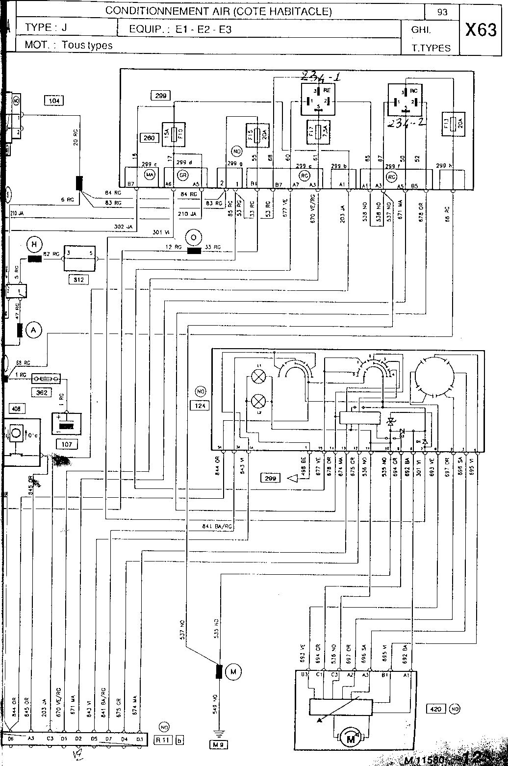 Dacia Logan Wiring Diagram