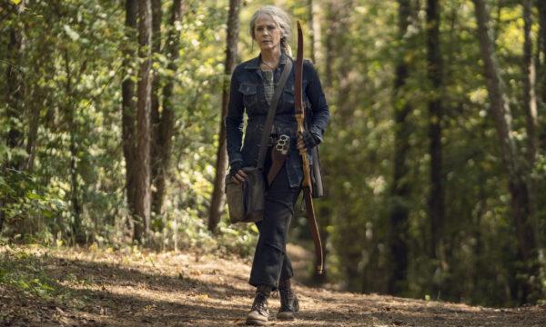 Melissa McBride as Carol Peletier - The Walking Dead _ Season 10, Episode 21 - Photo Credit: Eli Ade/AMC