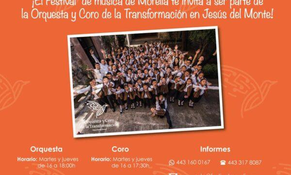 OyC de la Transformacion de Jesús del Monte