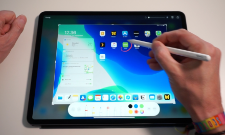 iPadOS: Neue Tricks mit dem Apple Pencil (Screenshots)