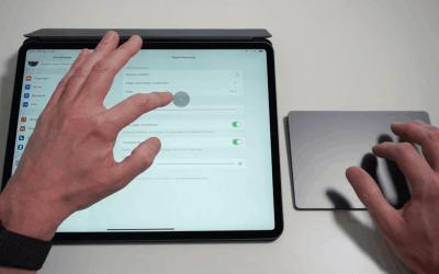 Neue Maus- und Trackpadunterstützung mit iPadOS 13.4 – Tipps & Tricks