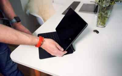Magic Keyboard für das iPad Pro: Ausgepackt und ausprobiert
