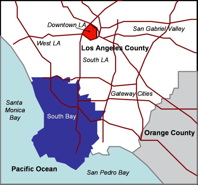 South Bay i Los Angeles