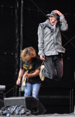 Jason & The Scorchers, Sweden Rock 2011