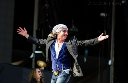 Spike, The Quireboys
