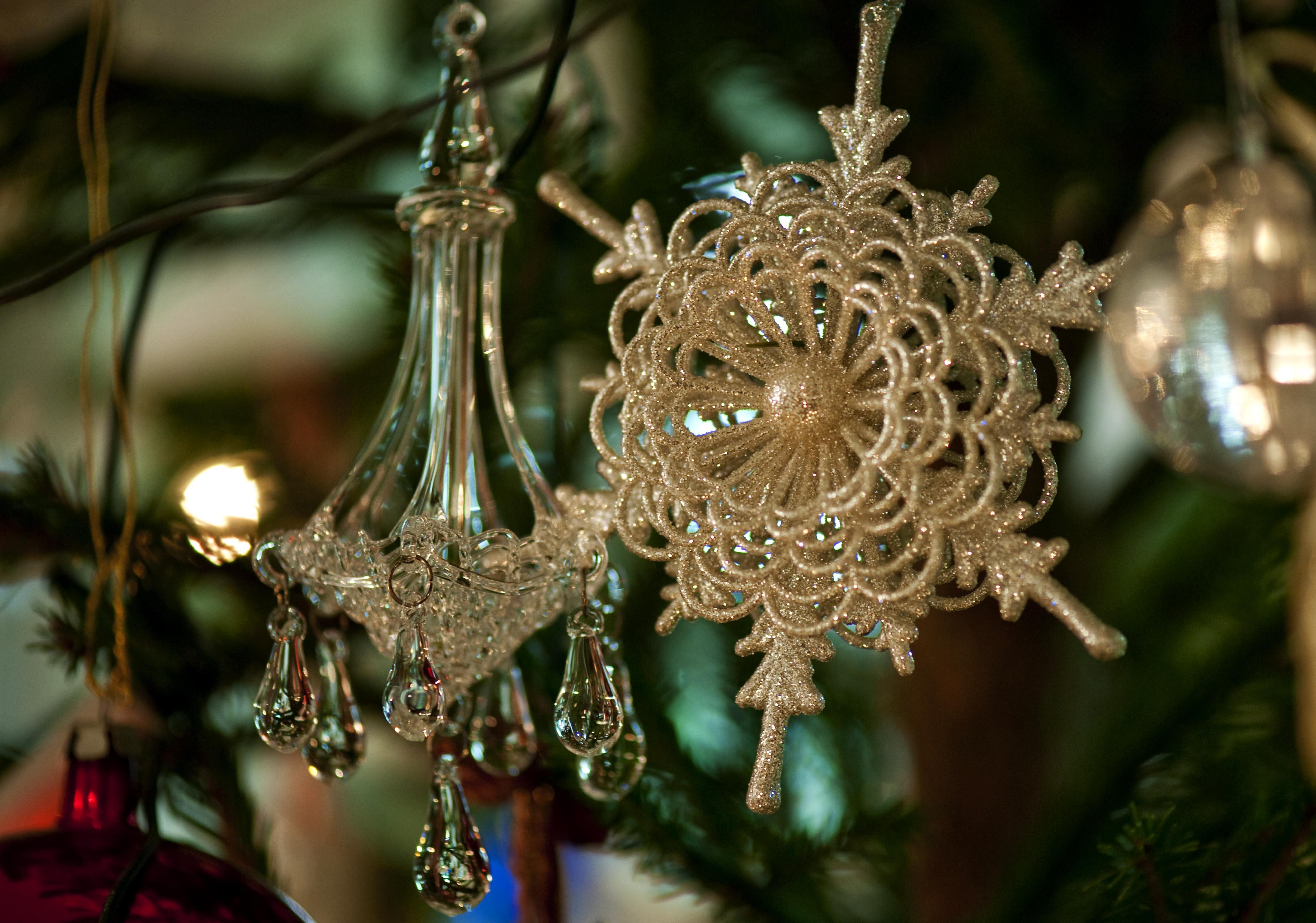 Julepynt  Hans H Bjrstads fotoblogg